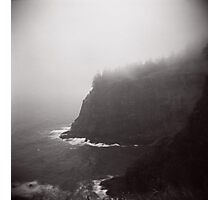 coastal fog Photographic Print