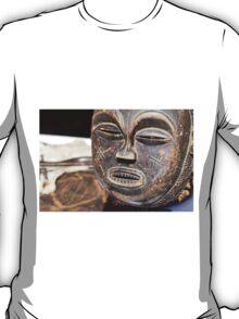 wooden mask T-Shirt