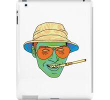 Duke (Fear and Loathing in Las Vegas) iPad Case/Skin