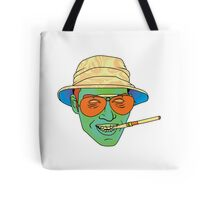 Duke (Fear and Loathing in Las Vegas) Tote Bag