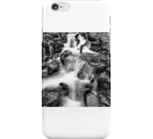 Black and White No. 30 iPhone Case/Skin
