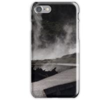 Mountains of the Moon, New Zealand, Taupo iPhone Case/Skin