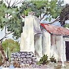 Fisherman's Cottage in South Australia by Maree  Clarkson