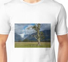 New Zealand Landscape Unisex T-Shirt