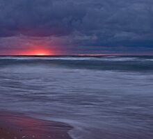 Red Glow by EvaMcDermott
