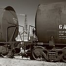 Oil and trains, lifeblood of the Permian Basin in New Mexico and West Texas by Jeff Chavez