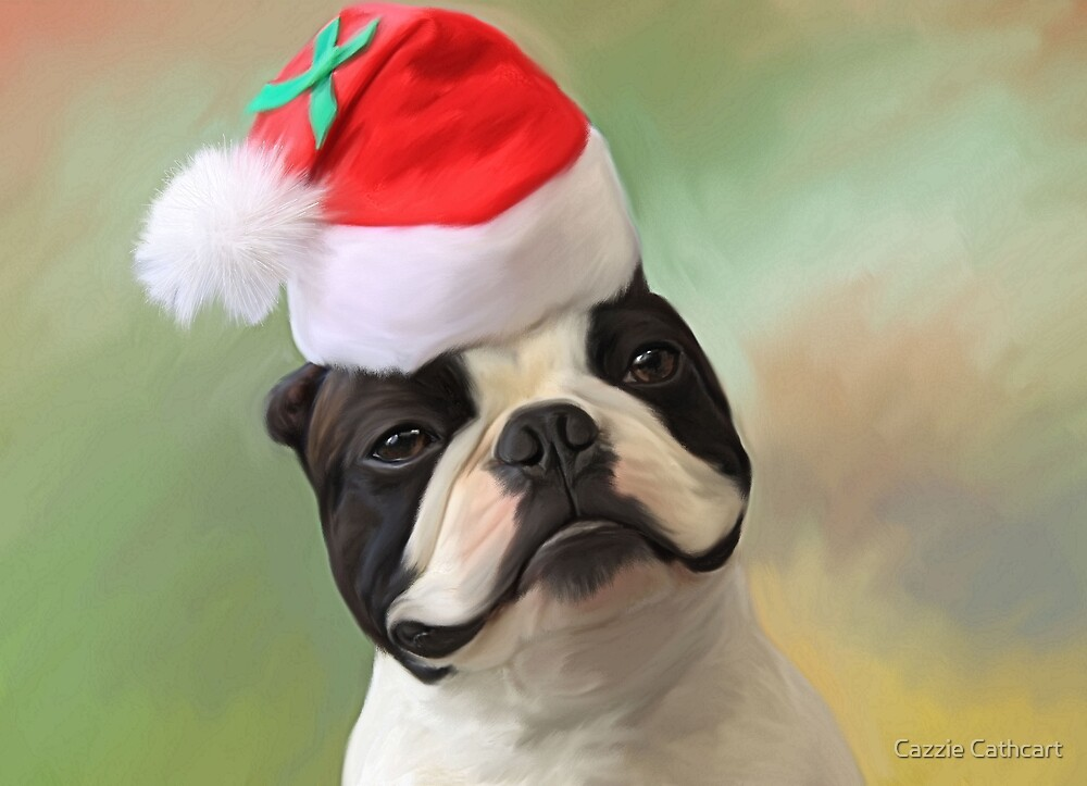 Jack Christmas by Cazzie Cathcart