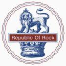 Republic Of Rock by Zehda