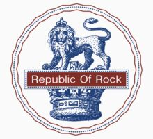 Republic Of Rock by Zehda
