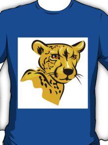 Cheetah portrait T-Shirt