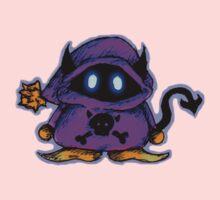 Dark Mage One Piece - Long Sleeve