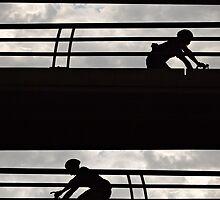 Riders at Dawn by marymccabe