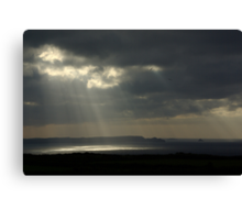 Pentire Head 2 Canvas Print