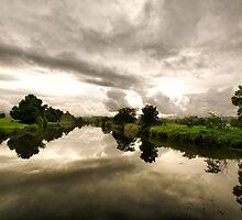 Rous River by Mel Brackstone