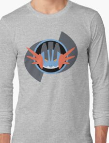 Mega Swampert Icon Long Sleeve T-Shirt