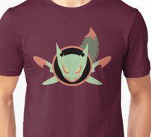 Mega Sceptile Icon Unisex T-Shirt