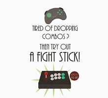 Try out a fight stick! Unisex T-Shirt