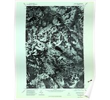 Maine USGS Historical Map Foley Pond 806698 1979 24000 Poster