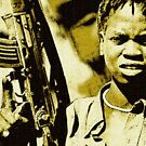 CHILDREN SOLDIERS-AFRICA by OTIS PORRITT