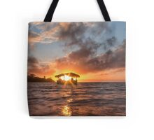 Sunrise in Paradise Tote Bag