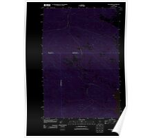 Maine USGS Historical Map Fool Brook 20110910 TM Inversion Poster