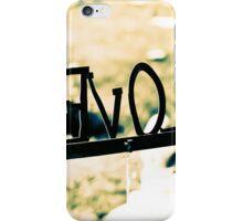 Evol iPhone Case/Skin