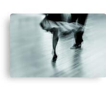 Tango Canvas Print