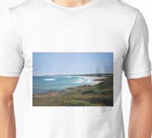 West Beach Shoreline- Croajingolong National Park Unisex T-Shirt