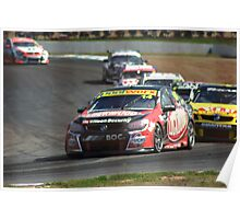 Fabian Coulthard - Winton Poster