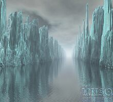 DREAMING DOWN ICE RIVER  by Niiso