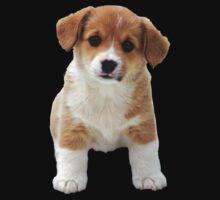 A Little Puppy One Piece - Long Sleeve