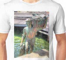 Fishing Harbour Fremantle WA 2 - HDR Unisex T-Shirt