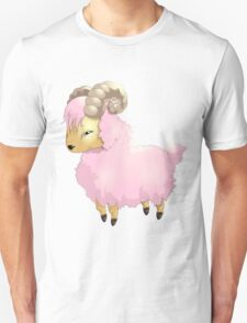 Cute sheep - Year of the Sheep 2015 Unisex T-Shirt