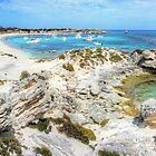 Longreach Bay Rottnest Island Perth WA by Colin  Williams Photography