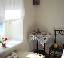 Anton Chekhov's House - Museum. Taganrog.8 by Vitta