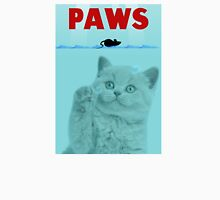 PAWS Parody Cat Attack T-Shirt