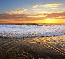 Sunrise Narrabeen by Leah-Anne Thompson