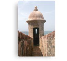San Juan Fort Metal Print