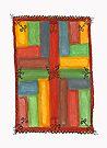 magic doormat by Soxy Fleming