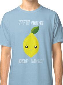 Cute Enough To Eat: Activist Lemon Classic T-Shirt