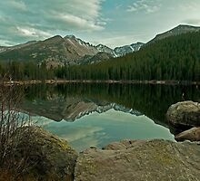 Rocky Mountain National Park by Gary Lengyel
