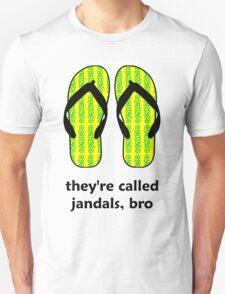 Jandals Bro T-Shirt
