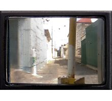 TTV laneways and dreams Photographic Print