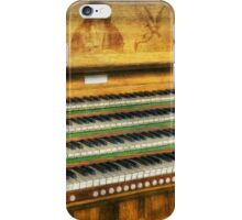 Church Organ Art iPhone Case/Skin