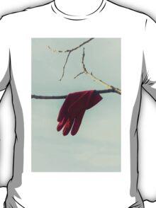 red glove T-Shirt