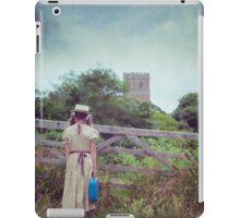 enjoying the countryside iPad Case/Skin
