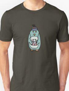 Something Great: Green Penguin (Girls) Unisex T-Shirt