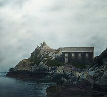 Cornish cottage by Joana Kruse