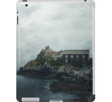 Cornish cottage iPad Case/Skin