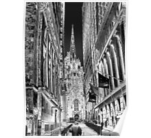 St. Patricks Cathedral Poster